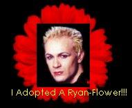 I got a Ryan Flower!!